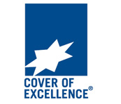 cover of excellence logo