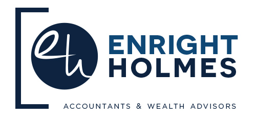 Enright Holmes Accountants Retina Logo